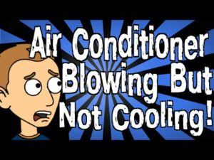 Why isn't My Air Conditioning Cold?